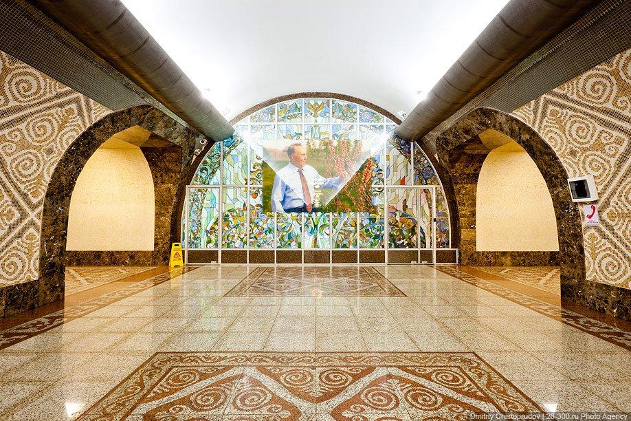 Алматы: метро - гордость