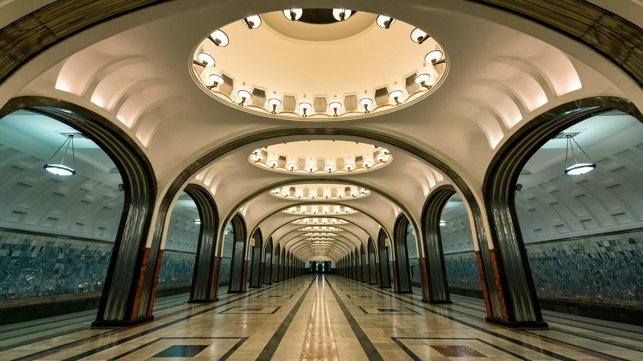 На Кожуховской линии метро установят новейшую систему вентиляции