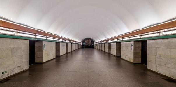 Спб когда закроют метро елизаровская