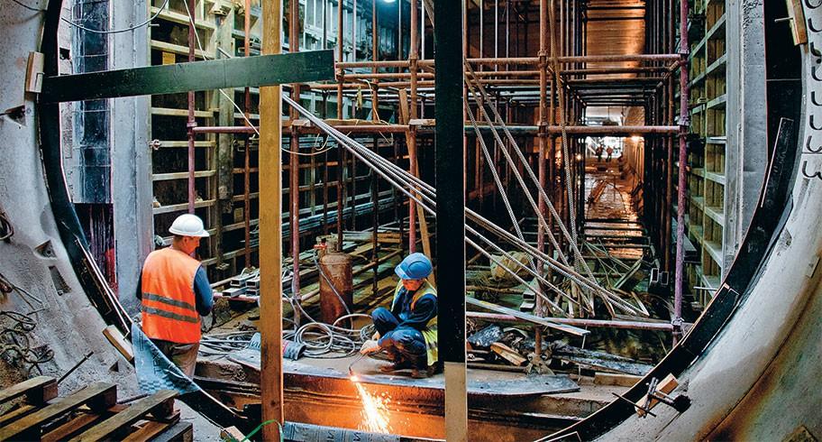 В Москве в 2016 году планируют построить 14 станций метро
