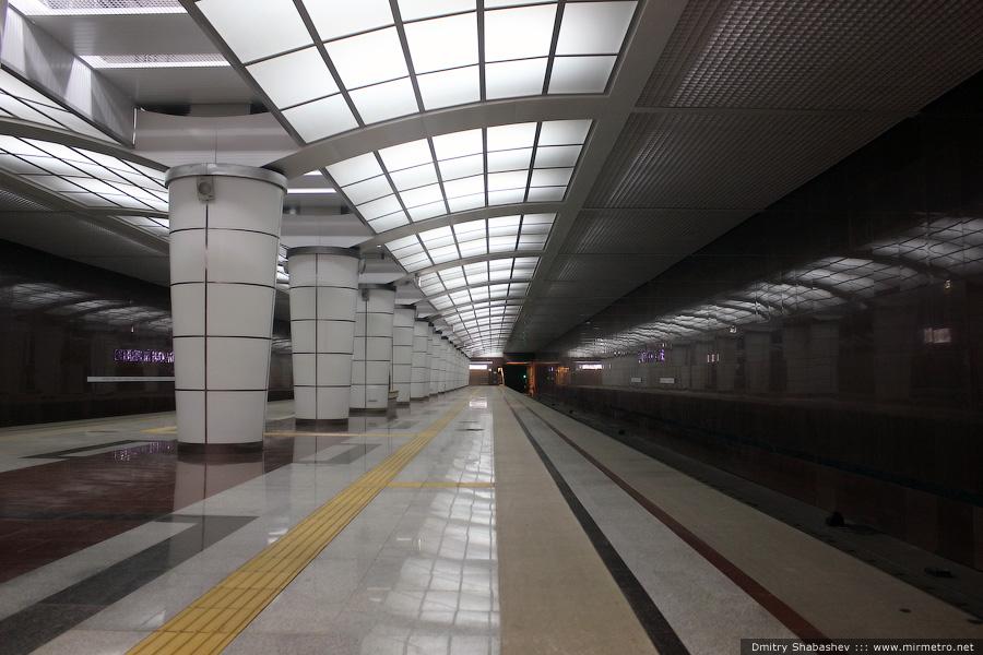 станциях казанского метро,