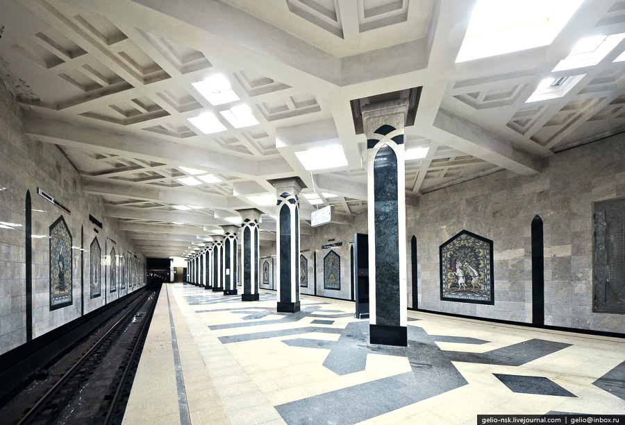 Станция «Площадь Тукая»