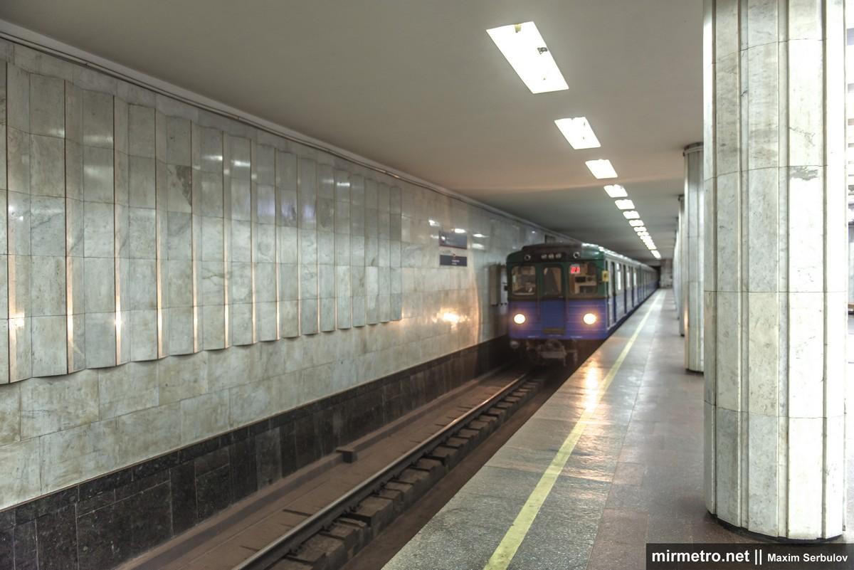 схема тупиков метро харьков