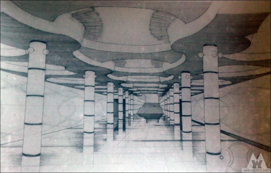 станция метро студенческая харьков проект