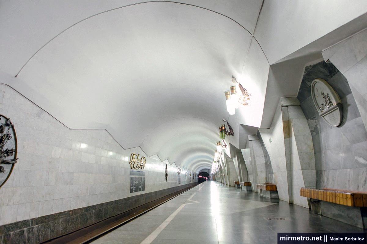 станция пушкинская харьков