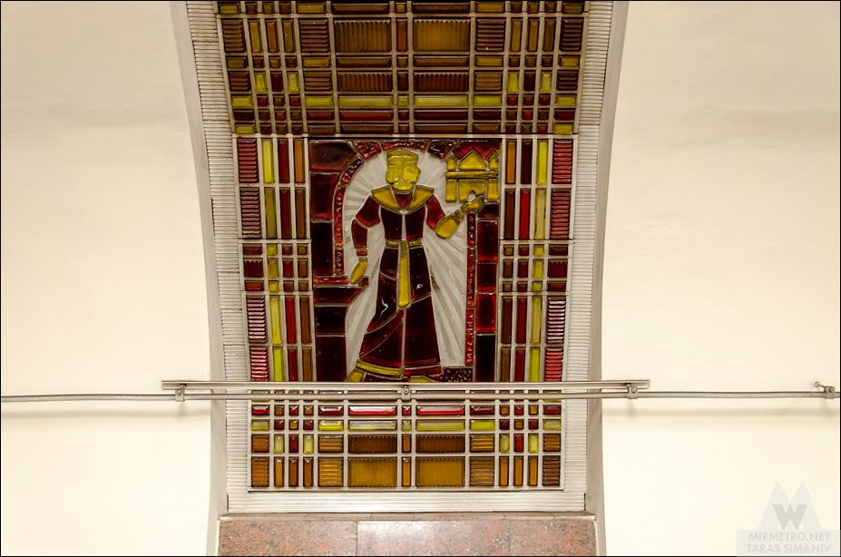 станция метро институт культуры художественные вставки