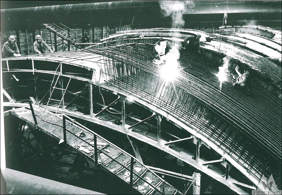 станция метро институт культуры строительство