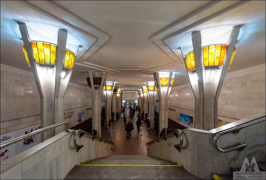 станция октябрьская минск