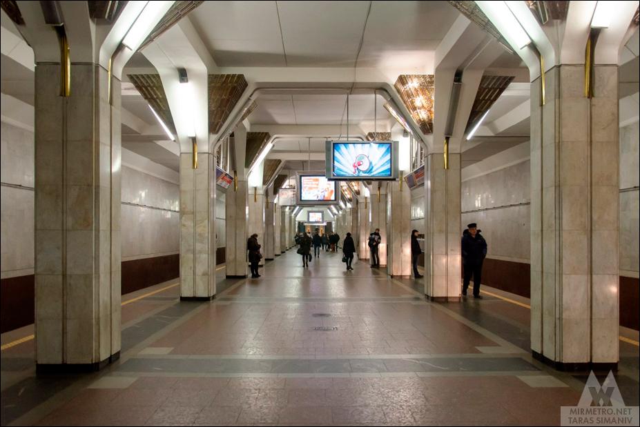 станция площадь победы