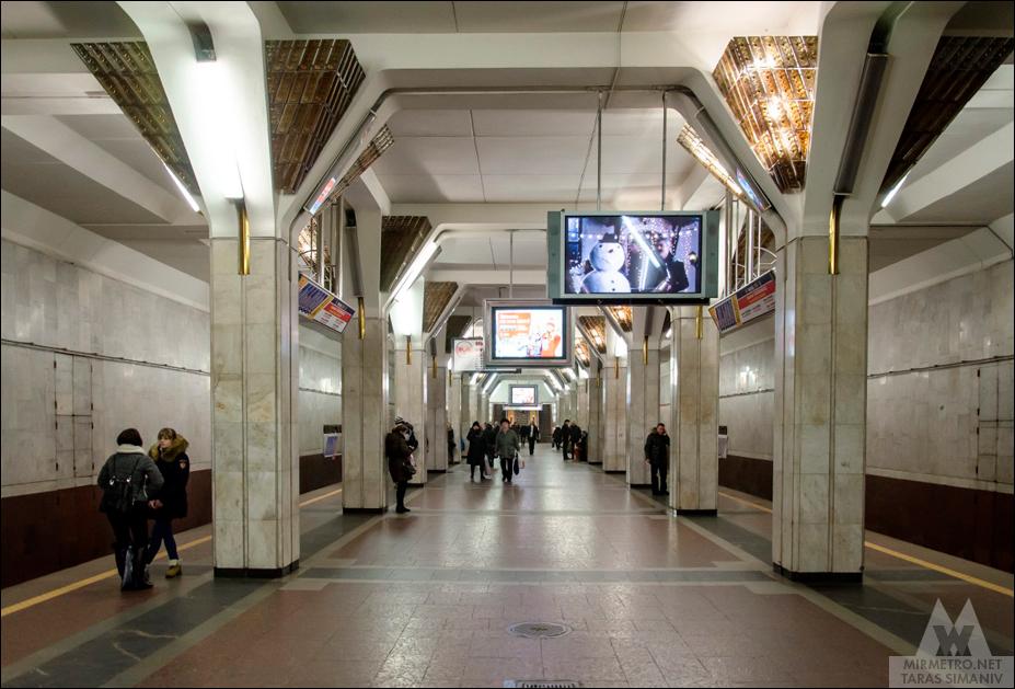 станция площадь победы минск