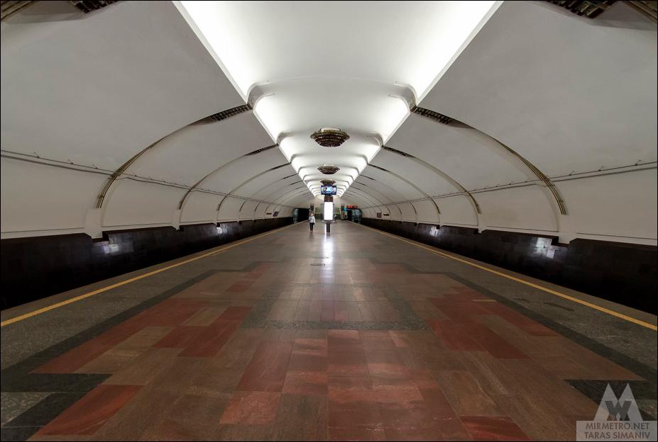 станция парк челюскинцев минск