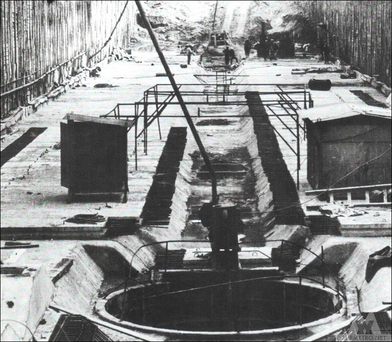 станция московская минск строительство
