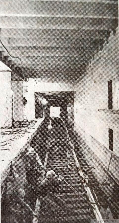 станция метро московская минск строительство