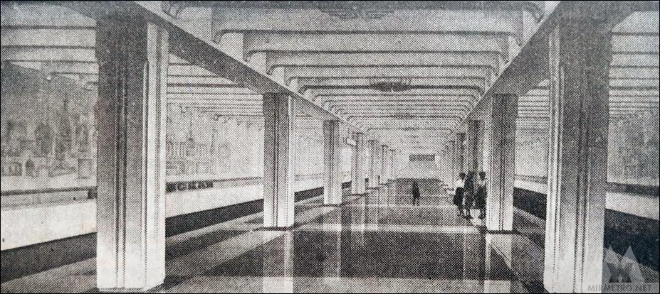 станция метро московская минск проект