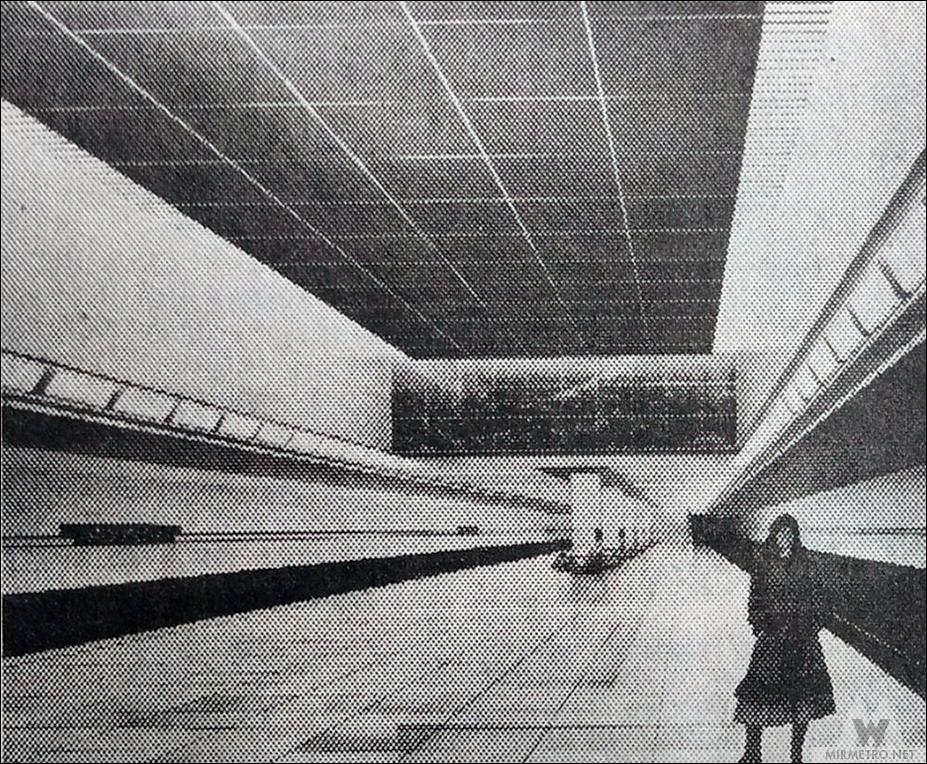 станция метро автозаводская минск проект