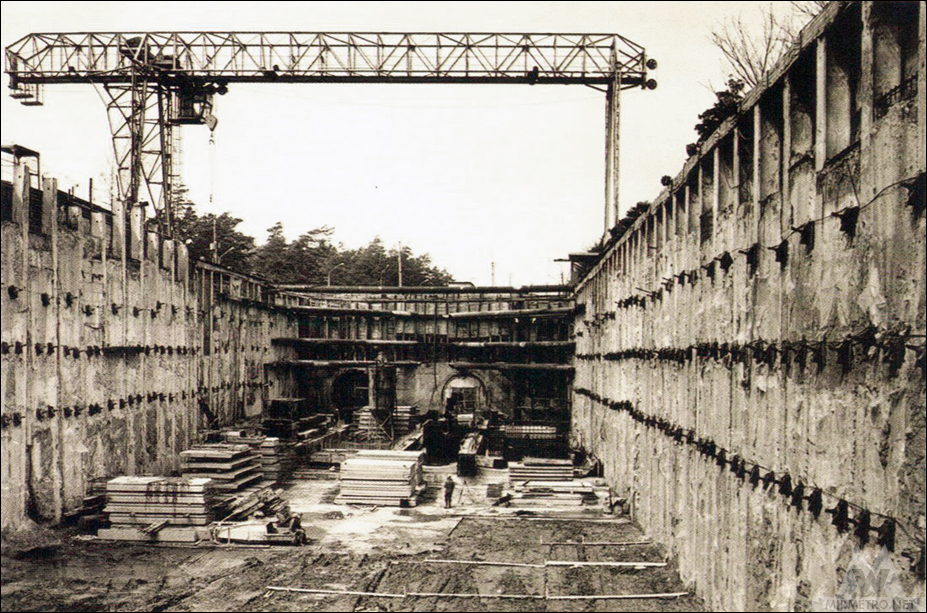станция тракторный завод минск строительство