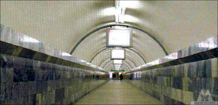 станция метро купаловская переход