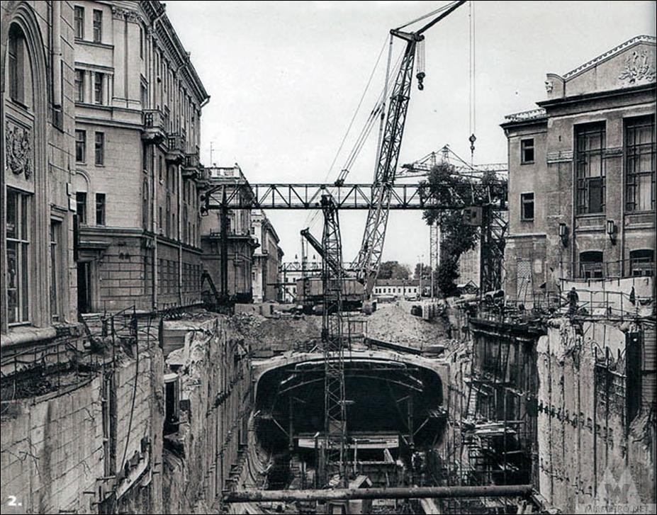 станция купаловская строительство