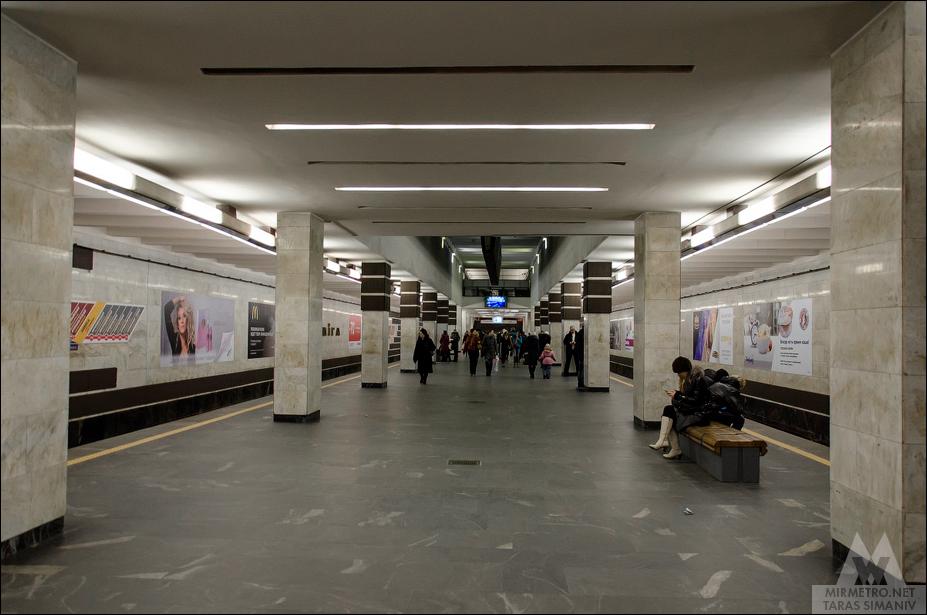 станция метро немига минск