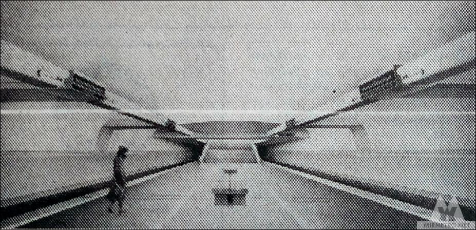 станция метро молодёжная минск проект