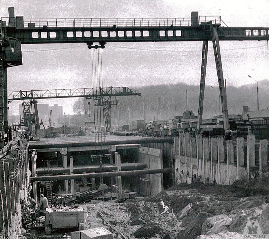 станция пушкинская минск строительство