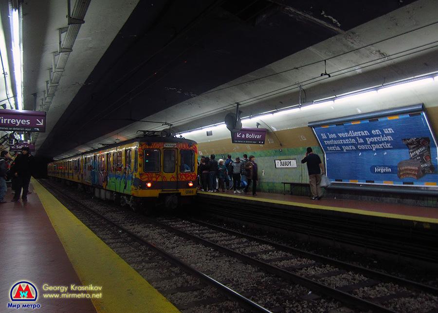 Станция Jujuy (Хухуй)