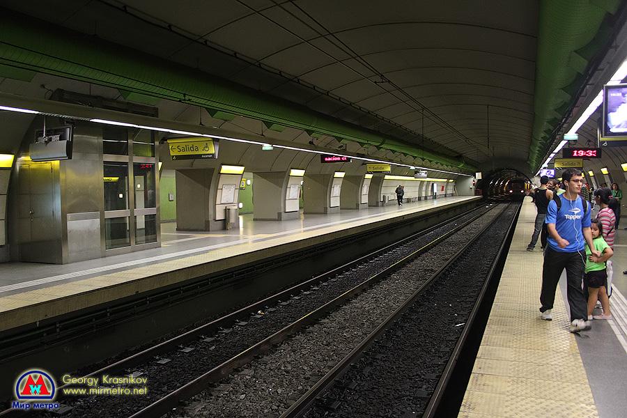 Станция Once