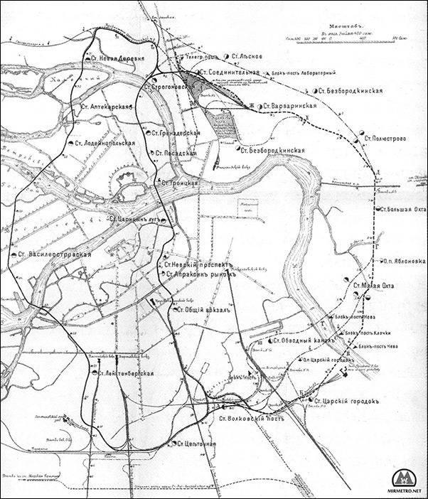 Финляндских железных дорог